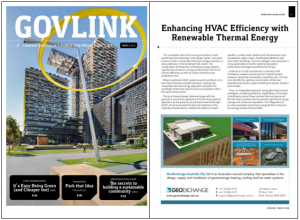 GovLink Geoexchange Renewable Thermal Energy