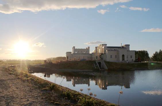 Riverstone Castle, Oamaru